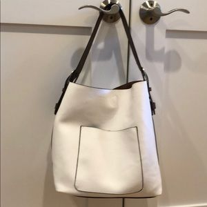 Handbags - White Hobo purse